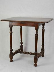 Louis Xiv Side Table From The Late Seventeenth-century 31 X 21¾