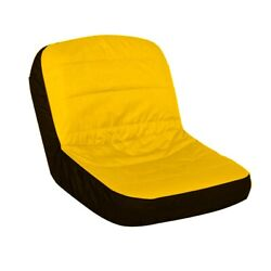 Fits John Deere 15 Seat Cover Medium For Gator And Riding Mower - Lp92324