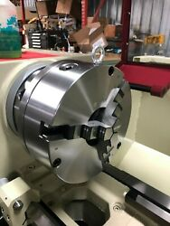 10 3- Jaw Lathe Chuck Made In Taiwan. Superb Quality. D1-8 Mount - Brand New