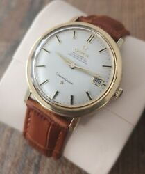 Omega Constellation Vintage Automatic Men's Watch 1967 Serviced + Warranty