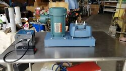 Eberbach Waring 8018 Blender Explosion Proof Variable Speed, 230/460 Containers