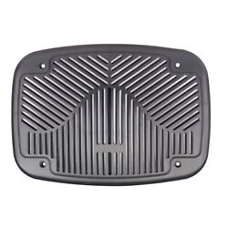 6x9 Speaker Grills Screens Covers, Black, 2 Pairs = 4, Auto, Home, Boat