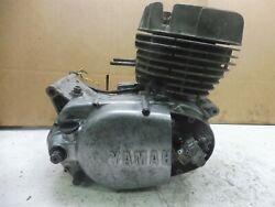 1970s Yamaha Dt1 250 Ym377. Engine Motor Compression Untested Bored Over
