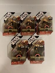 Star Wars 30th Anniversary Weekends Cantina Band Member Complete Set Of 5 Nib