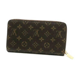 Secondhand The Degree Is Very Good Louis Vuitton Long Wallet Monogram No.1518