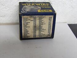 Wickwire Starter Spring Ss1r 920's -30 Antique Cars Checker Chev Durant And More