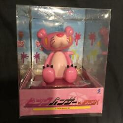 Pink Panther ✖️ Chuck's Solar Figure Gloomy Bear Toy From Japan Tracking