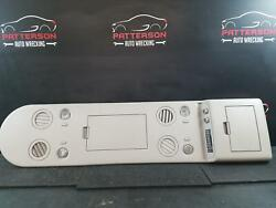 2006 Nissan Armada Complete Roof Console Dvd Entertainment Center With Screen