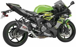 Street Exhaust For Kawasaki Zx600 Ninja Zx-6r 2019-2020 3/4 System At2 Stainless