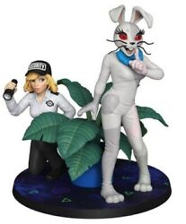 Five Nights At Freddy's Security Breach - Vanny And Vanessa 12 Vinyl Statue-f...