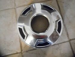 Vintage Chevy,gmc 4x4 Hubcap Nice Front