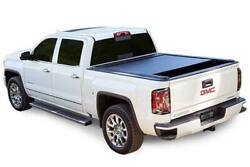 Pace Edwards Tonneau Cover - Hard Manual Retractable Black Matte Kmc95a17