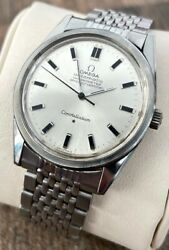 Omega Constellation Automatic Vintage Men's Watch 1966, Serviced + Warranty