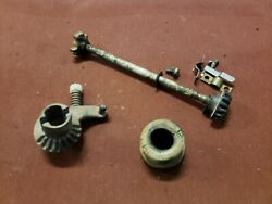 1950and039s 1960and039s Evinrude Johnson 10 Hp And More Throttle Gears 303142 303140