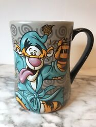 Disney Parks - Winnie The Pooh Tigger Wired For Another Day Coffee Mug/cup