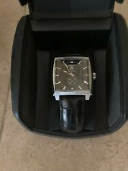 Tag Heuer Monaco Menand039s Automatic Watch Expedition Back - Excellent Condition