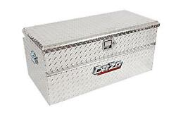 Dee Zee Dz8537 Tool Box Red Label Utility Chest Fits 17 Gmc/ford 2.5 - 6.7 L