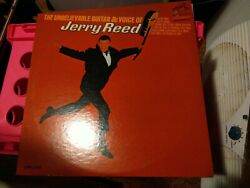 Jerry Reed Unbelievable Guitar And Voice Of Us Rca Lpm-3756 Mono Og Vinyl