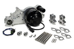 Meziere Wp331n L99 Billet Electric W/p And Idler Camaro 10-13