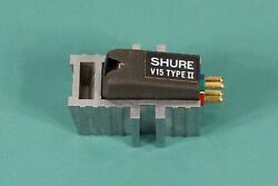 Shure V15 Type Ii Type 2 Stereo Phono Cartridge Needs Stylus