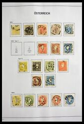 Lot 28757 Stamp Collection Austria 1850-2010.
