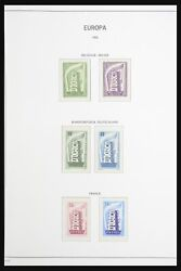 Lot 32610 Stamp Collection Europa Cept 1956-2003.