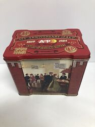 125th Anniversary Of Aandp Atlantic And Pacific Eight Oandrsquoclock Coffee Tin Free Ship