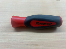 Snap-on Tools Replacement Red Instinct Handle 4 Long Unused/removed When New