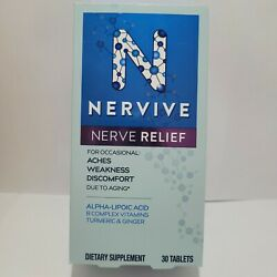 Nervive Nerve Relief For Aches, Weakness And Discomfort Exp.12/2022