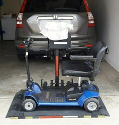 Silver Spring Premium Lift And Carrier For Electric Power Chair And Scooter Used