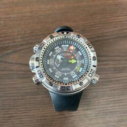 Citizen Promaster Diverand039s Watch Eco-drive J250-s09219 1 Case 44mm Menand039s Watch