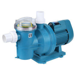 Swimming Pool Filtration Circulating Water Pump Water Treatment Equipment With S