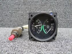 Md180-1 Use S3304-1 Mid-continent Manifold Pressure And Fuel Flow Indicator