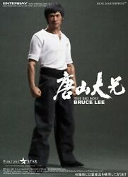 1/6 Real Masterpiece Collectible Figure / The Big Boss Bruce Lee Chen Chao Wan