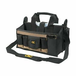 Heavy Duty Electrician Tool Pouch Dry Wall Tote Storage Bag Organizer Best Tray