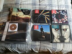 Pink Floyd Ultimate Box Sets Early And Later, Dsom, Wywh, Wall, Div Bell All Ss