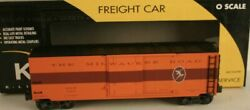 ✅k-line By Lionel Milwaukee Road Express Reefer Car O Scale Passenger Train