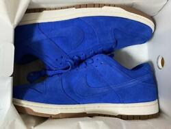 Authentic Men 10us Nike Dunk Low By You Smurf Free Shipping No.6150