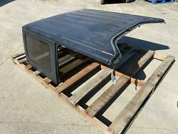 2011 Wrangler Unlimited Rear Roof Assembly Selling Complete W/ Rear Wiper