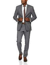 Kenneth Cole New York Menand039s Slim Fit Stretch Wool - Choose Sz/color