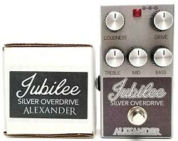 Used Alexander Jubilee Silver Overdrive Mint Condition With Box