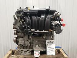 2012 Kia Forte 2.0 Sulev Engine Motor Assembly 100219 Miles No Core Charge