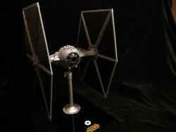 Star Wars Imperial Tie Fighter-  38cm Tall - Almost Studio Scale Big Model