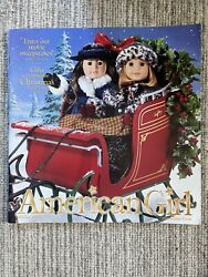 American Girl catalog Holiday 2004 Samantha and Nellie $23.00