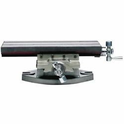 Phase Ii Y555-008 8 X 5 Travel Compound Milling And Drilling Slide Table