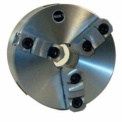 Phase Ii 559-108d 3 Jaw Direct Mounting Series Chuck-chuck Size 12