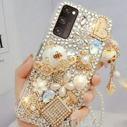 For Zte Avid 579/zmax 10/quest 5/vantage 2/l210/a7s Bling Girly Women Phone Case