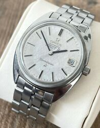 Omega Constellation Automatic Vintage Men's Watch 1969, Serviced + Warranty