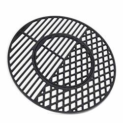 X Home 8835 Grill Grates For Weber 22.5 Inch Charcoal Grills, Kettle, Performer