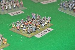 15mm Medieval / English - Dismounted Men At Arms 23 Figs - Inf 56646